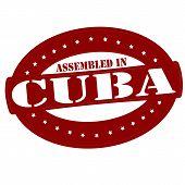 Assembled In Cuba