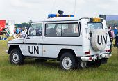 United Nations Car