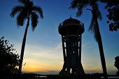 Sunset at Upper Seletar Reservoir