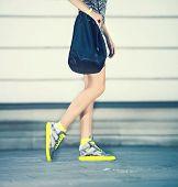 urban style fashion girl