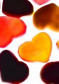 Gummy Hearts