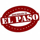 Assembled In El Paso