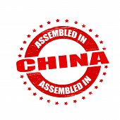 Assembled In China