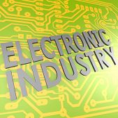 Electronic Industry And Pcb