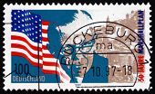Postage Stamp Germany 1997 Marshall Plan