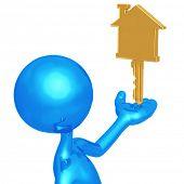 Presenting House Key