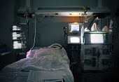 Night Hospital Ward