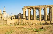 The Stone Columns