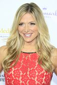 LOS ANGELES - JAN 8: Debbie Matenopoulos at the TCA Winter 2015 Event For Hallmark Channel and Hallmark Movies & Mysteries at Tournament House on January 8, 2015 in Pasadena, CA