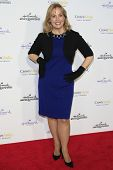 LOS ANGELES - JAN 8: Genie Francis at the TCA Winter 2015 Event For Hallmark Channel and Hallmark Movies & Mysteries at Tournament House on January 8, 2015 in Pasadena, CA