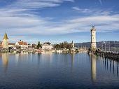 Harbor Of Lindau