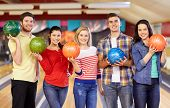 image of bowling ball  - people - JPG