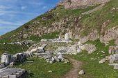 Temple Of Dionysus Ruines