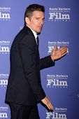 SANTA BARBARA - FEB 5:  Ethan Hawke at the Santa Barbara International Film Festival - American Riviera Award at a Arlington Theater on February 5, 2015 in Santa Barbara, CA