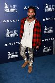 LOS ANGELES - FEB 5:  Miguel at the Delta Air Lines Toasts 2015 GRAMMYs at a SOHO House on February 5, 2015 in West Hollywood, CA