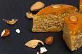 pic of baklava  - Ramadan Sweet  - JPG
