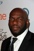 LOS ANGELES - FEB 5:  Omar Dorsey at the 46th NAACP Image Awards Non-Televised Ceremony  at a Pasadena Convention Center on February 5, 2015 in Pasadena, CA