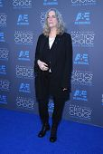 LOS ANGELES - JAN 16:  Patti Smith arrives to the Critics' Choice Awards 2015  on January 16, 2015 in Hollywood, CA