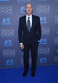 LOS ANGELES - JAN 16:  Michael Keaton arrives to the Critics' Choice Awards 2015  on January 16, 2015 in Hollywood, CA