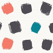 Abstract Vector Pattern for Background. Hand Drawn Texture.