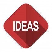 ideas flat icon