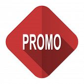 promo flat icon