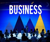 pic of enterprise  - Business Growth Opportunity Enterprise Firm Concept - JPG