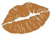 A Hot Mocha Kiss