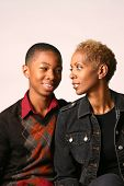 Mother And Teenage Boy