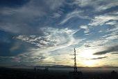 9435 Telecoms Mast