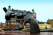 The Non Violence Gun Malmo