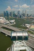 Singapore Unique Skyline