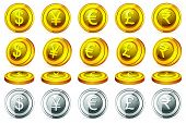 Currency Coin