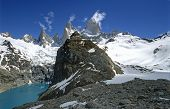 The famous Mount Fitz Roy