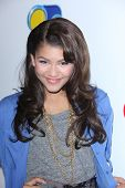 LOS ANGELES - AUG 21:  Zendaya Coleman at the D23 Expo 2011 at the Anaheim Convention Center on August 21, 2011 in Anaheim, CA