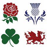 UK emblems