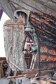 Old Rudder