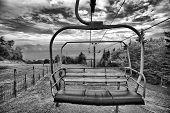 Summer On Top Of Canaan Resort Mountain, West Virginia