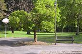 Public Park.