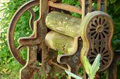 Rusted Mangle