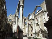 Carmo Church ruins
