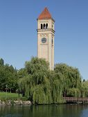 Spokane Clocktower