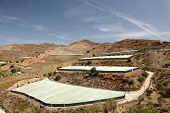 Greenhouse Plantations in Spain