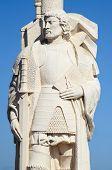 stock photo of conquistadors  - juan Cabrillo - JPG