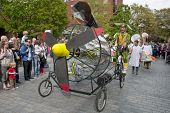 The Forkbeard Fantasy's Battle Of The Wind Parade In Exeter City Centre