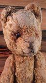 A much loved bear