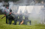Bicentenniel War of 1812 Reenactment