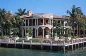 Luxury resort mansion