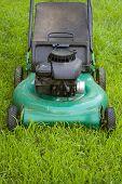 Push Style Lawn Mower