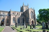 View of Dunfermline Church